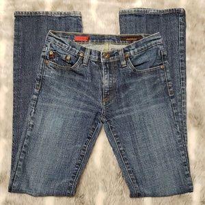 AG Adriano Goldschmied The Angel Skinny Jeans sz26